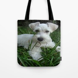 Little Jimmy Tote Bag