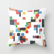 Pattern #11 Throw Pillow
