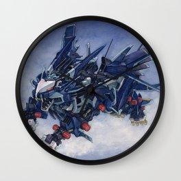 LIger Zero Jager Wall Clock
