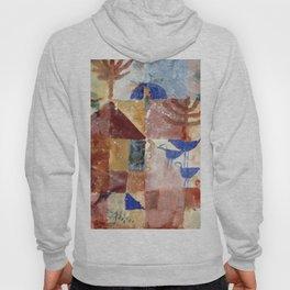 Paul Klee - Landscape with Bluebirds Hoody