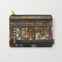 Ye Old Shambles Tavern Carry-All Pouch