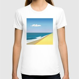 Rothko at the Beach T-shirt