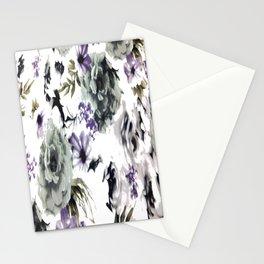 Kwan Yin Roses Stationery Cards