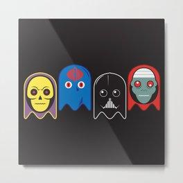 Ghosts of Evil Men Metal Print