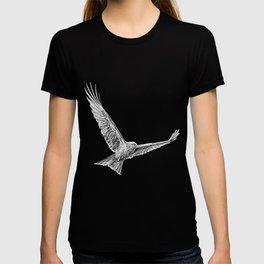 White Red Kite T-shirt