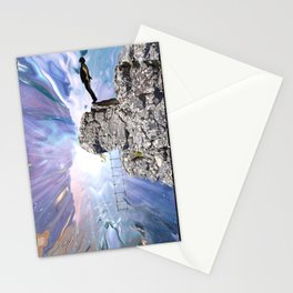 The Edge OF Morality Stationery Cards