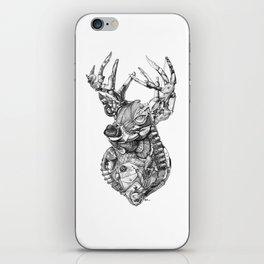 Deer Diary iPhone Skin