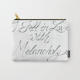 Edgar Allan Prose Carry-All Pouch
