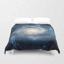 Spiral Galaxy Duvet Cover