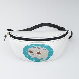 Baby Seal Fanny Pack