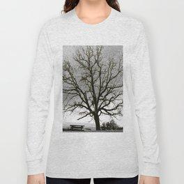 L'arbre de Gourdon Long Sleeve T-shirt
