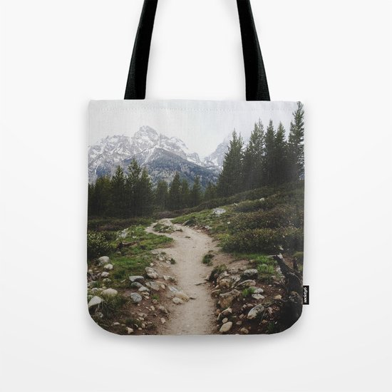 Teton Trail Tote Bag