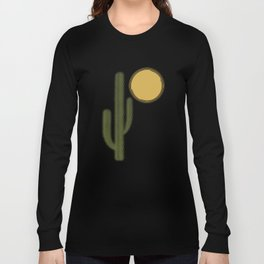 El Desierto Long Sleeve T-shirt