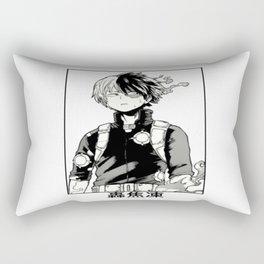 Todoroki Shoto Rectangular Pillow