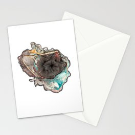 Ostrea Heart Stationery Cards
