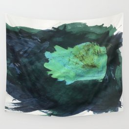 """""""That Blue"""", 2018 Wall Tapestry"""