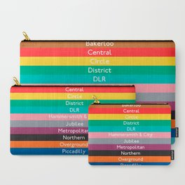 London Underground Carry-All Pouch