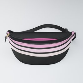Pink Rainbow Fanny Pack