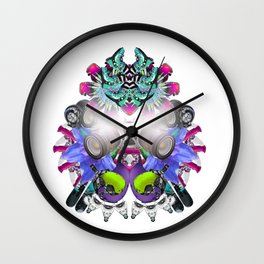 MultiFUNKtion Wall Clock