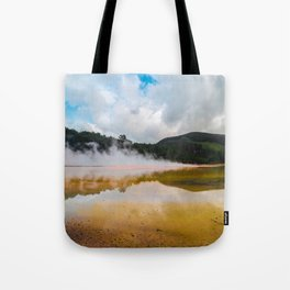 Earth's Wrath Tote Bag