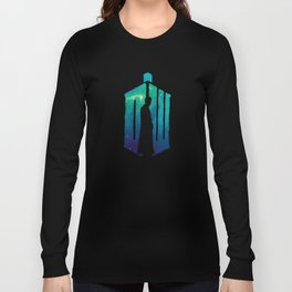 10th Dr Who - Tennant Long Sleeve T-shirt