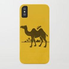 Bumps Ahead! iPhone X Slim Case
