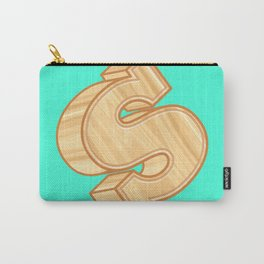 S wood Carry-All Pouch