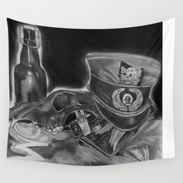 tattoo still life Wall Tapestry