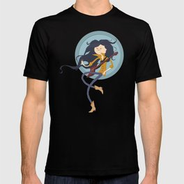Marcy  fanart  T-shirt