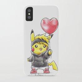 iHeart Birdychu iPhone Case