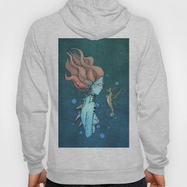 Deep Within The Ocean Sea Hoody