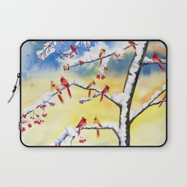Winter Song 2 Laptop Sleeve