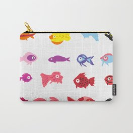 Fish collection Carry-All Pouch