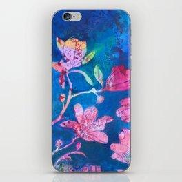 Les magnolias d'Anna iPhone Skin