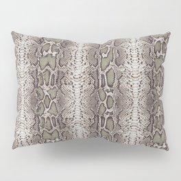 Snake Skin Pillow Sham
