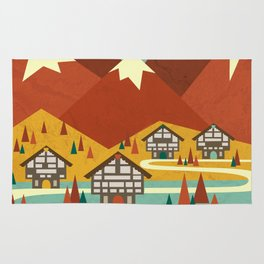 Switzerland Rug