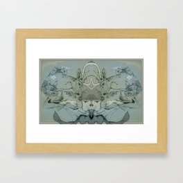 Artemis Framed Art Print