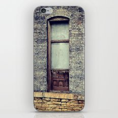 Dormant  iPhone & iPod Skin