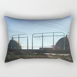 Nuclear Power Rectangular Pillow