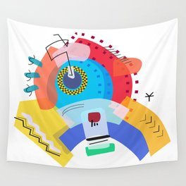 Games Wall Tapestry