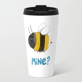 Bee Mine Travel Mug