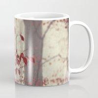 silent Mugs featuring Silent Days by Dirk Wuestenhagen Imagery
