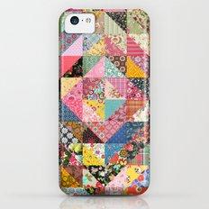 Grandma's Quilt iPhone 5c Slim Case