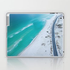 Ocean road paradise Laptop & iPad Skin