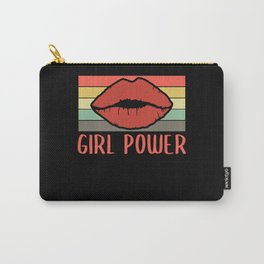 Girl Power Women's Rights Feminism Carry-All Pouch
