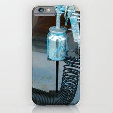 Spray painted Slim Case iPhone 6s