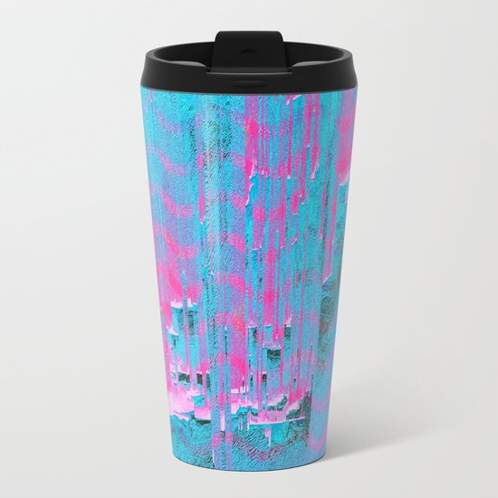 Do the Wave Metal Travel Mug