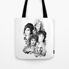 The 27 Club Tote Bag