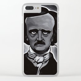 Edgar Clear iPhone Case