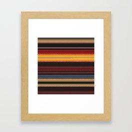 Inside The Goldmine Framed Art Print